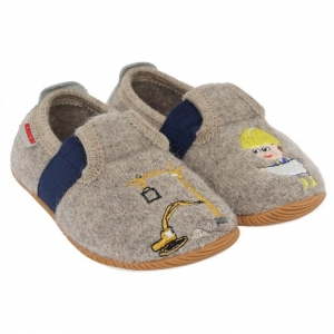 online retailer 30a27 f28af pantofole per bambini e pantofole per la scuola, per l`asilo ...