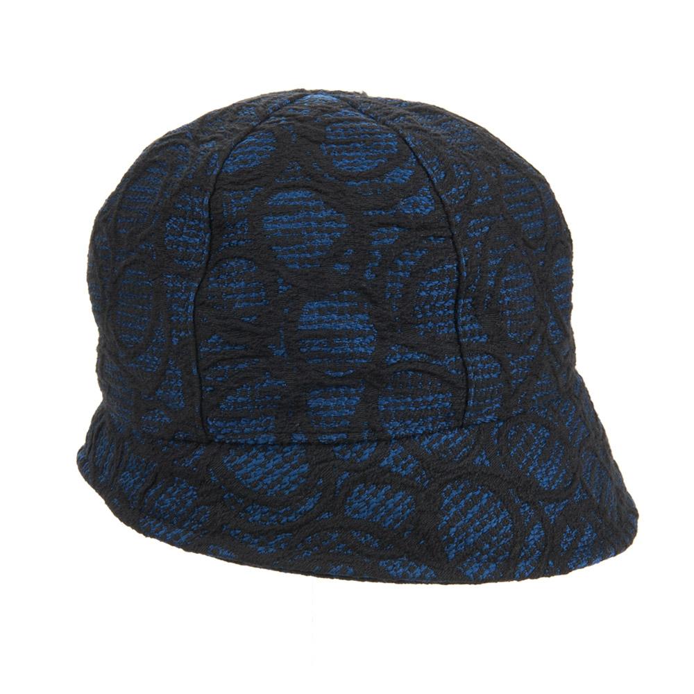 HX fashion M/ützen Glockenhut Damen Elegante Melone Runde Hut Mit Classic Bowtie Winter Filzhut Klassisch Bowler Hut 6 Farben Caps Kleidung
