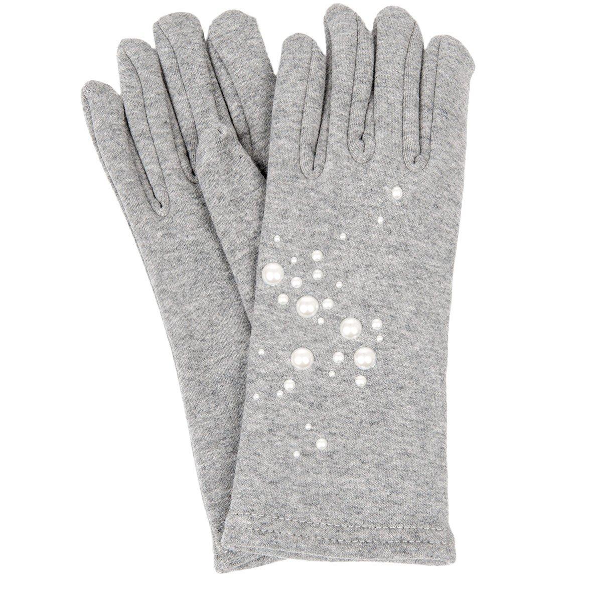 guanti da donna con perle e7b4b6ae0eab