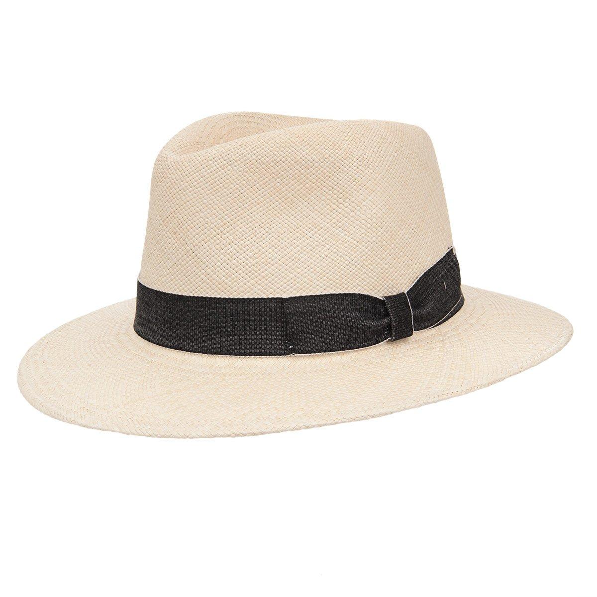 imbattuto x ultime tendenze caldo-vendita HUTTER | Cappello Traveller Paglia Panama Originale