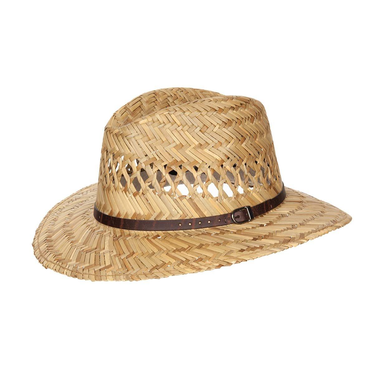 cappello di paglia firmato Hutter 02214daf036e