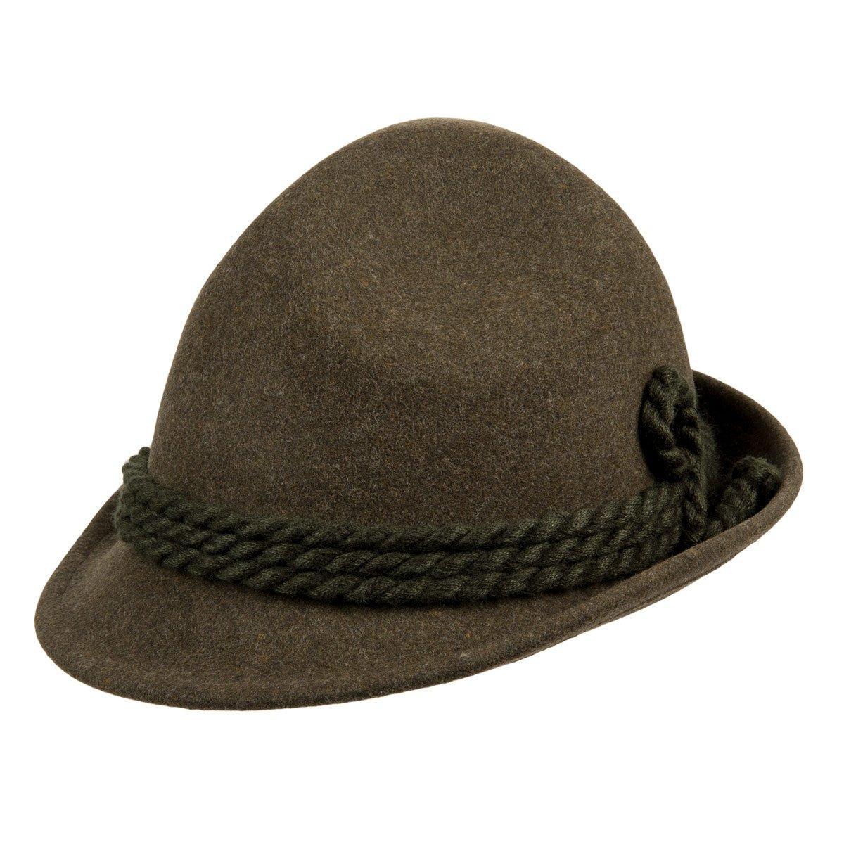 vendita a basso prezzo negozio online buona vendita HUTTER | cappello cacciatore in ottimo feltro lana tascabile