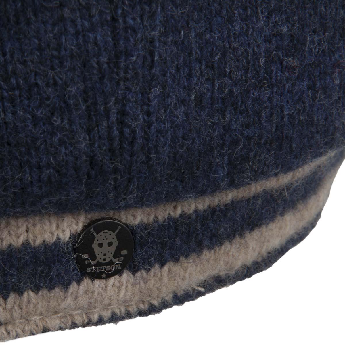 bac3f1d57 Hatteras wool sonder edition flat cap by STETSON