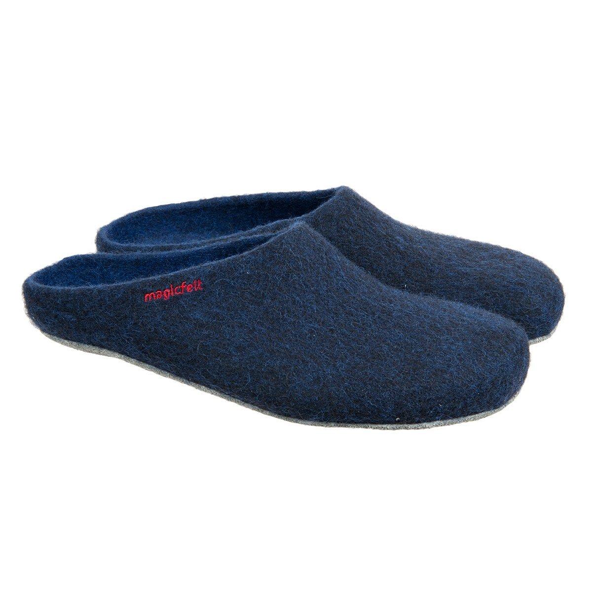 0e0c33a8ccefa House shoes trendy felt, with light sole leather