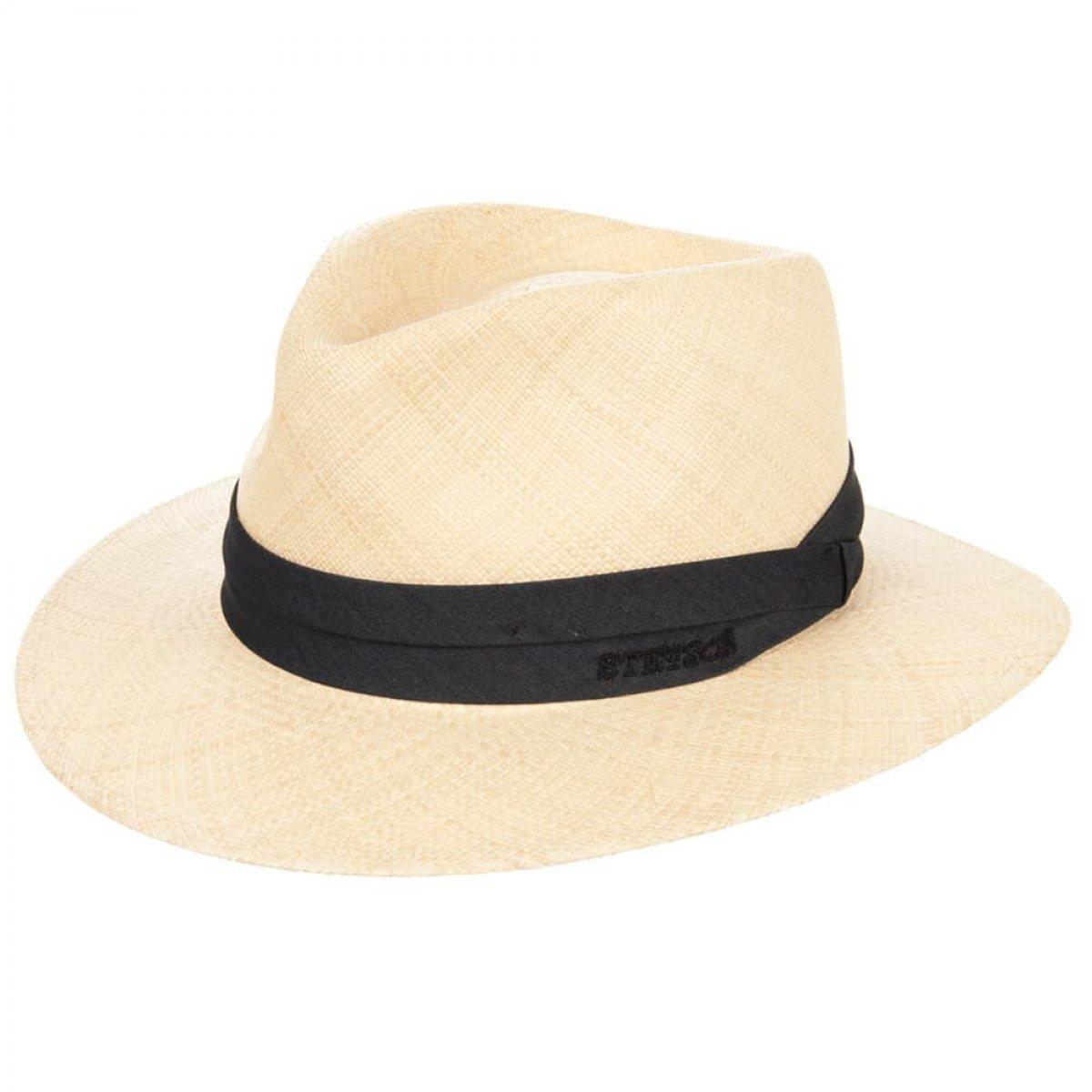 Cowboy Style Waterproof 100 /% Natural Panama Hats