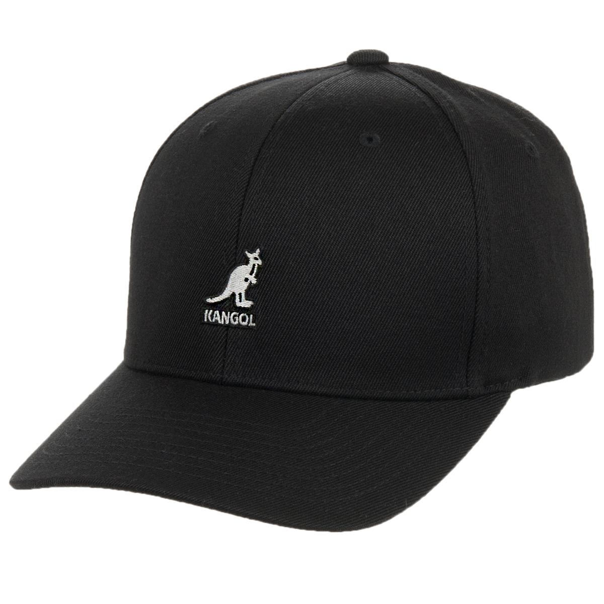Kangol berretto con visiera Wool Flex Fit ... 000a9c1c93cd