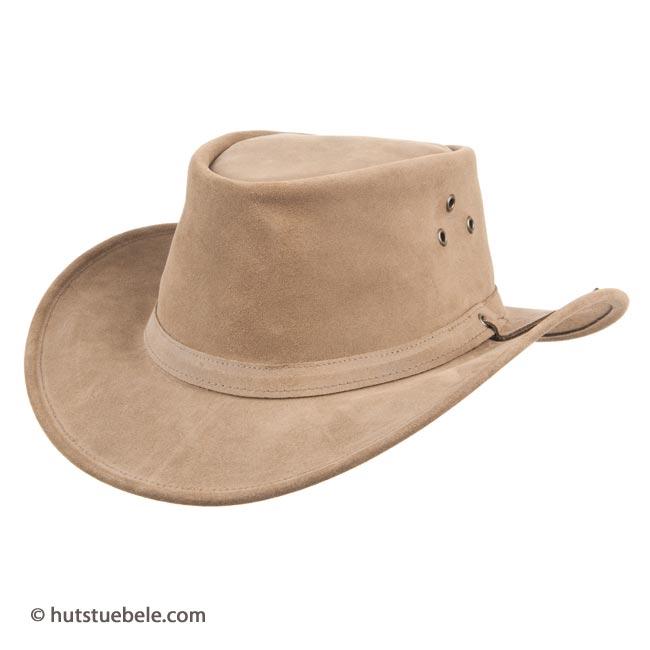 Lederhüte