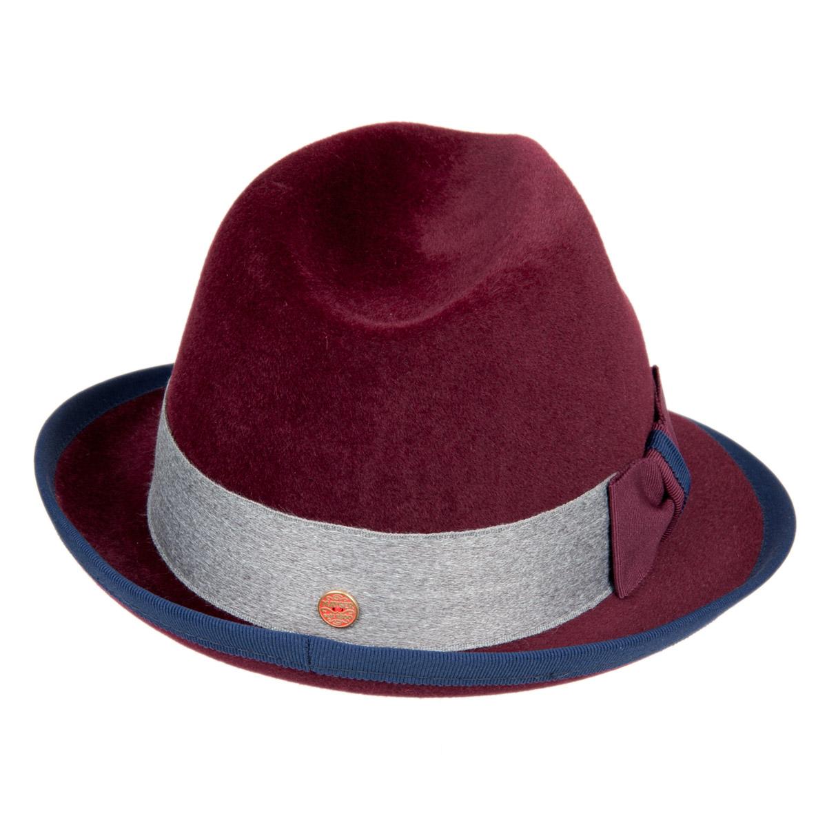 ... Lilo cappello da donna con tesa piccola firmata MAYSER ... d83cda99e858