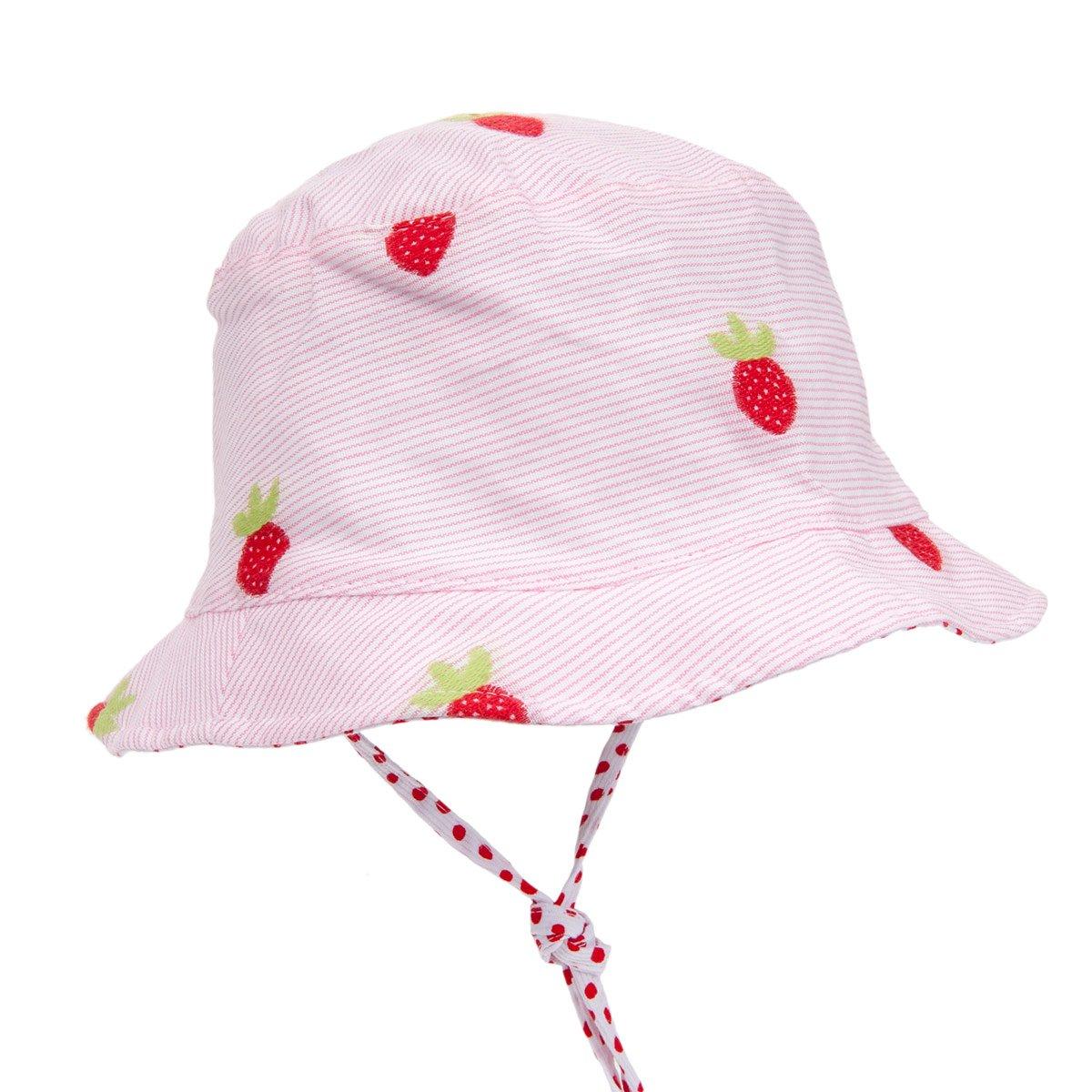 prezzo ridotto a basso prezzo moda di vendita caldo MAXIMO   cappello tessuto bimba con lacci