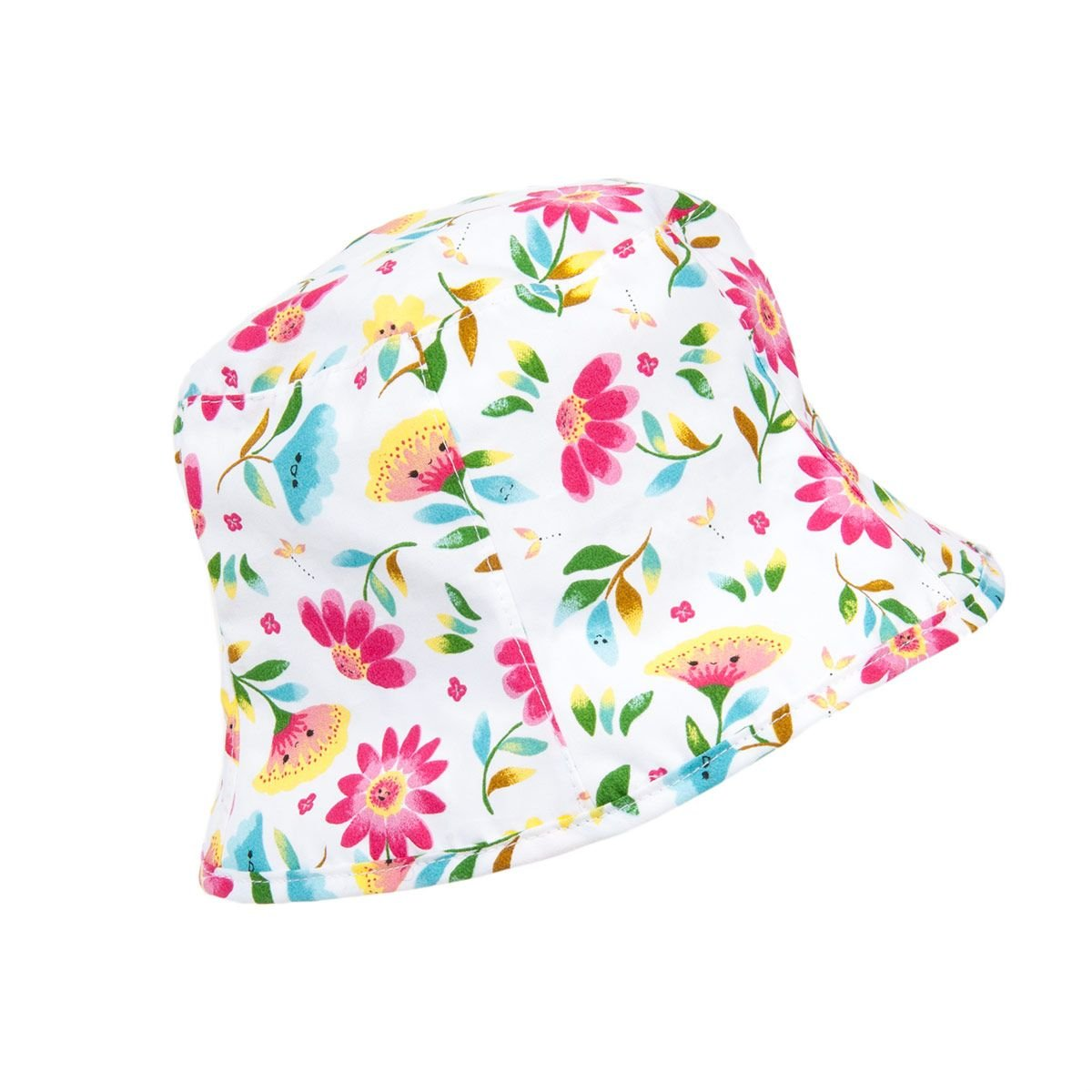 MAXIMO | girls reversible fabric hat --> Online Hatshop for hats, caps,  headbands, gloves and scarfs