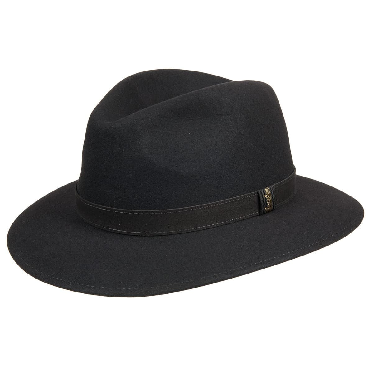 edb52f83810 Borsalino traveller hat in excellent quality