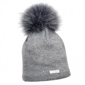 Wollmütze 20er Schwarz Damenmützen Hüte Anlasshüte Winter Herbst warm schick