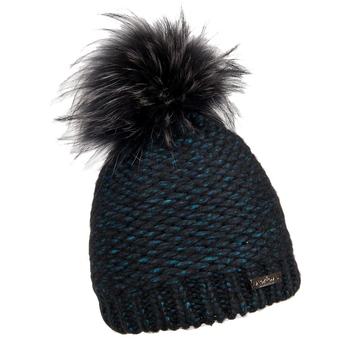 5cf48fcf01 NORTON | berretto cuffia donna in lana maglia con pompon, EUR 98,00 ...