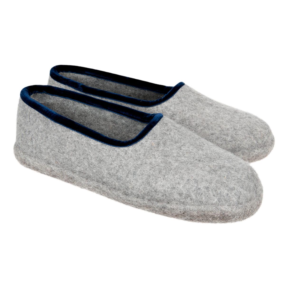 pantofole in lana di ottima qualità 30b50f4af6b