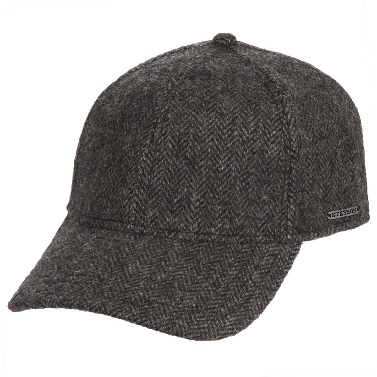e0049cd049c0e Baseball cap Plano Woolrich style by Stetson