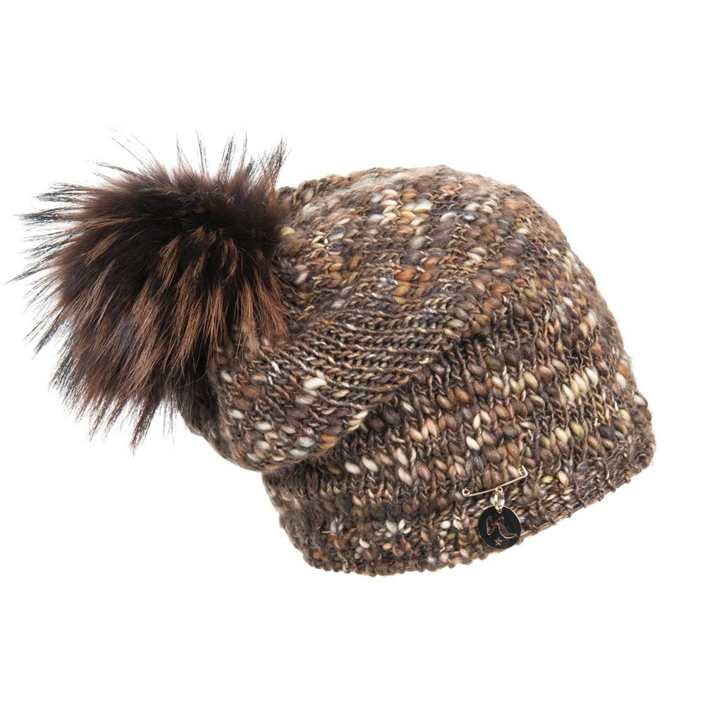 verkauft genießen Sie besten Preis bester Platz Rasta Mütze für Damen mit echtem Bommel von Norton