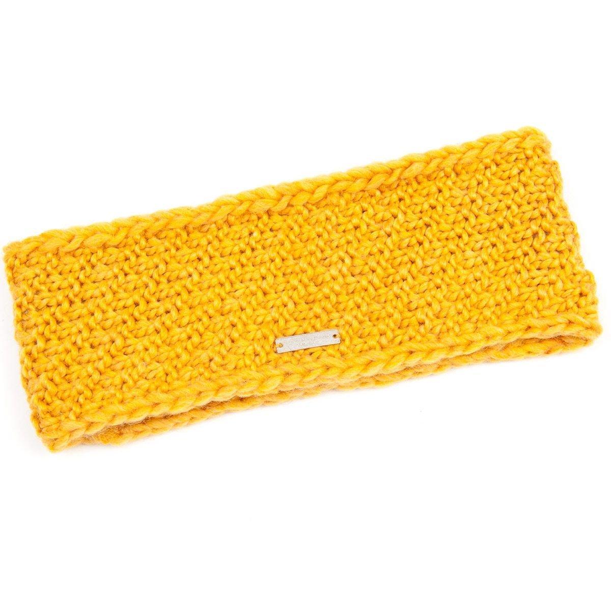 rivenditore all'ingrosso 5b764 92e91 SEEBERGER| fascia lana maglia con fodera pile per donna