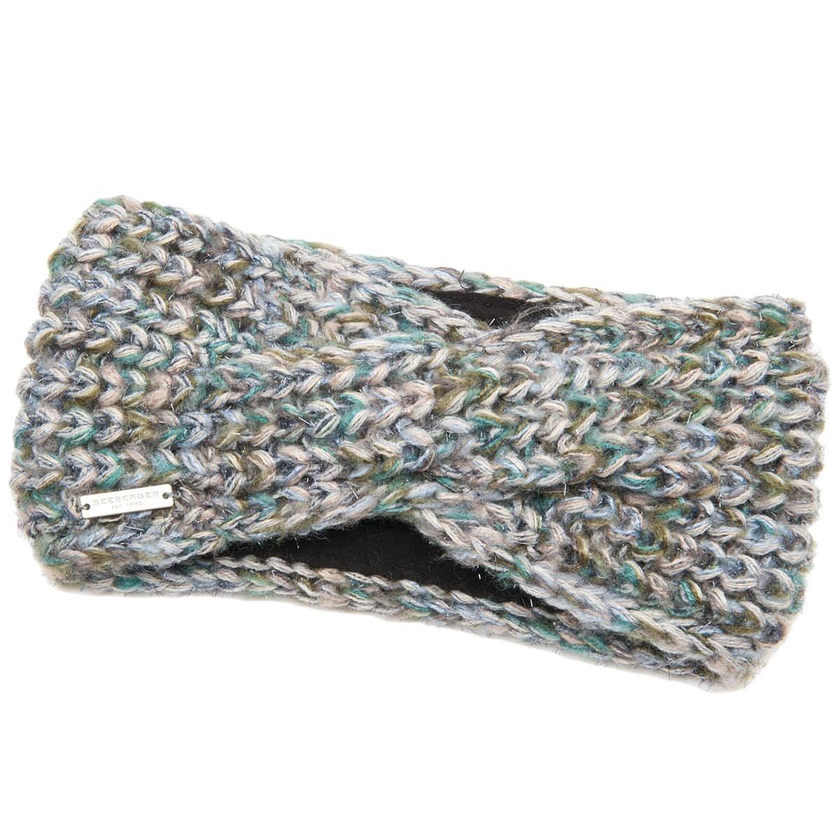 bene cf386 d1d56 SEEBERGER | fascia lana maglia fluffy rib structure