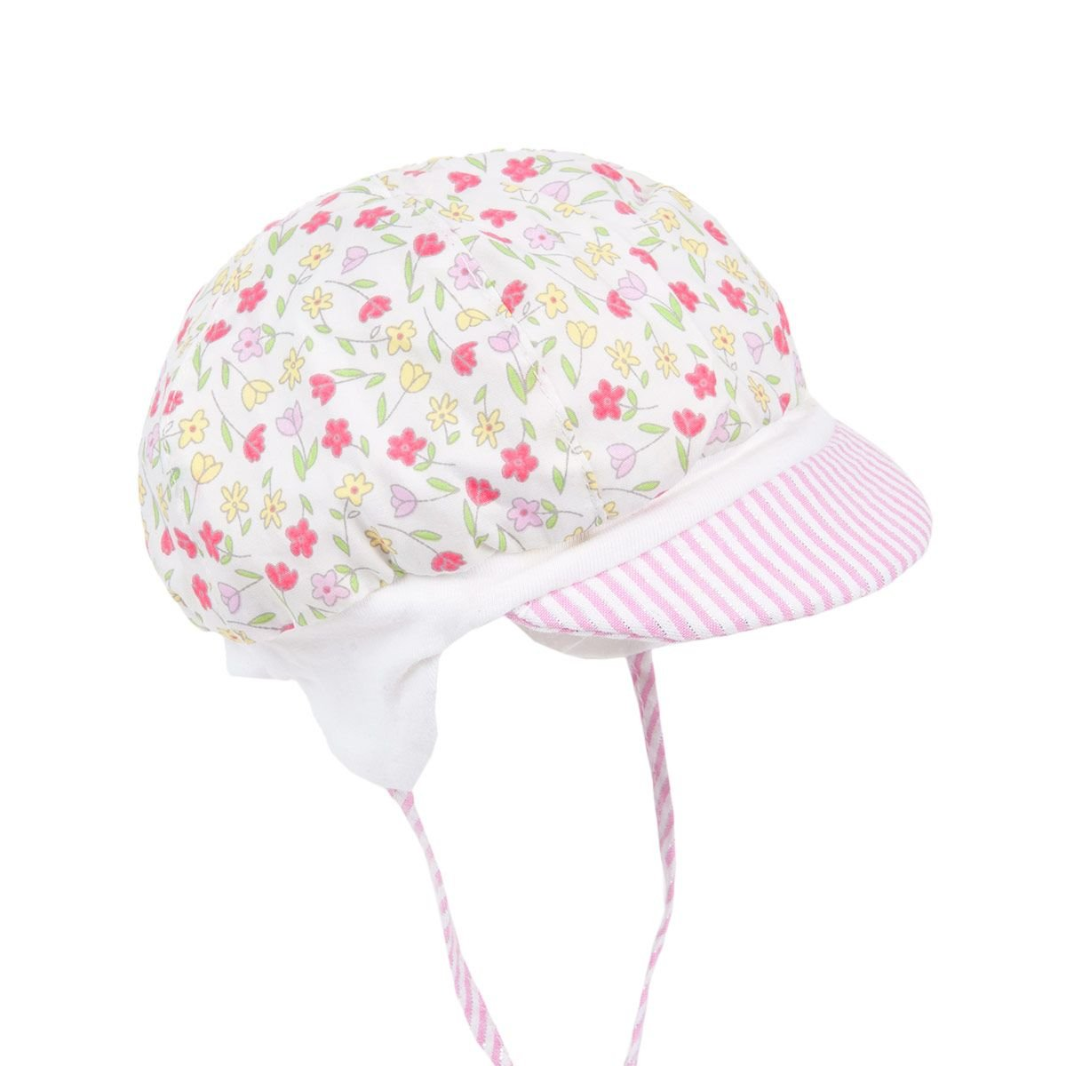 STERNTALER | Baby Shield Cap with earflaps and binding bands --> Online  Hatshop for hats, caps, headbands, gloves and sc...