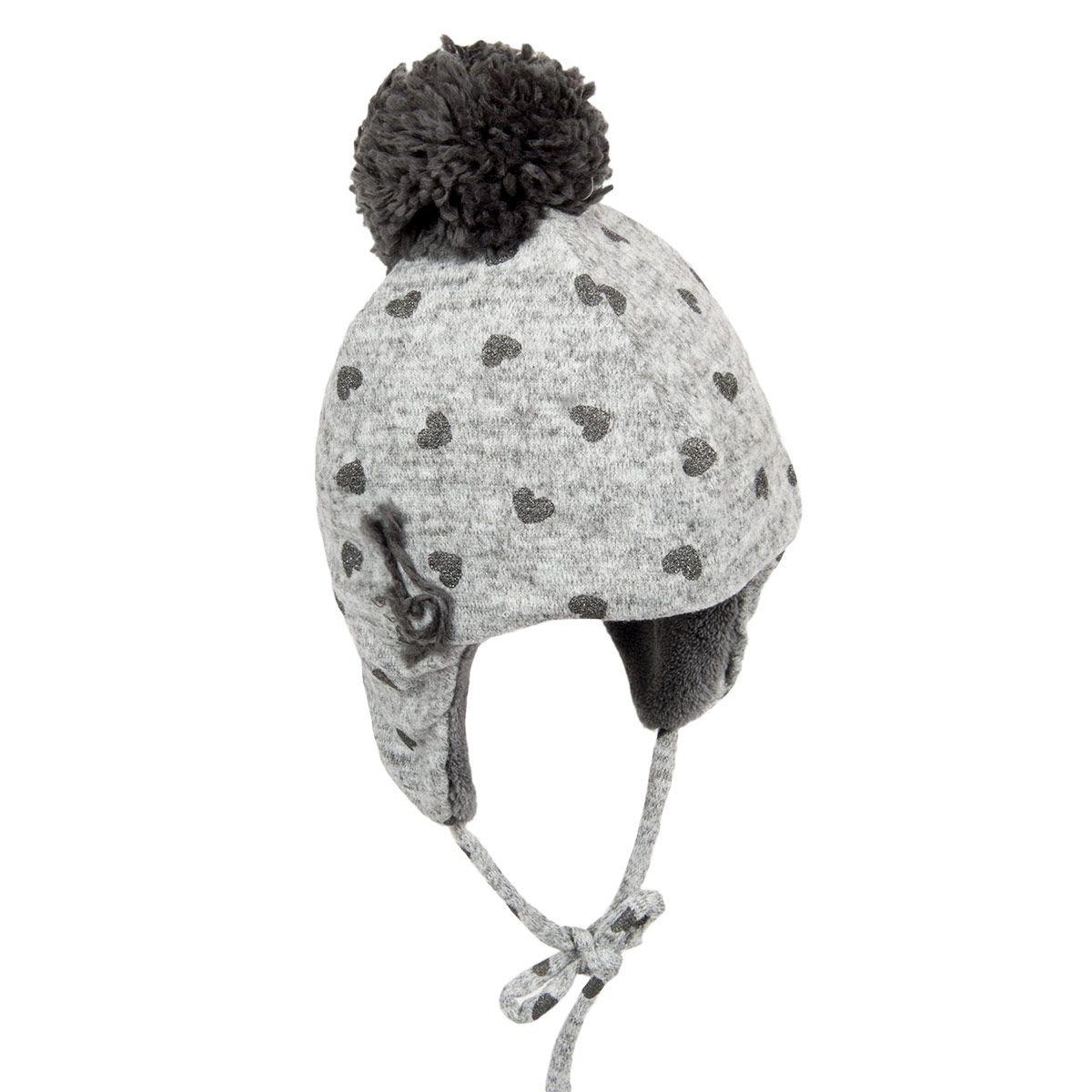 heiße Angebote verschiedene Stile schön Design STERNTALER | Inka Mütze mit Bommel und Ohrenklappen zum Binden