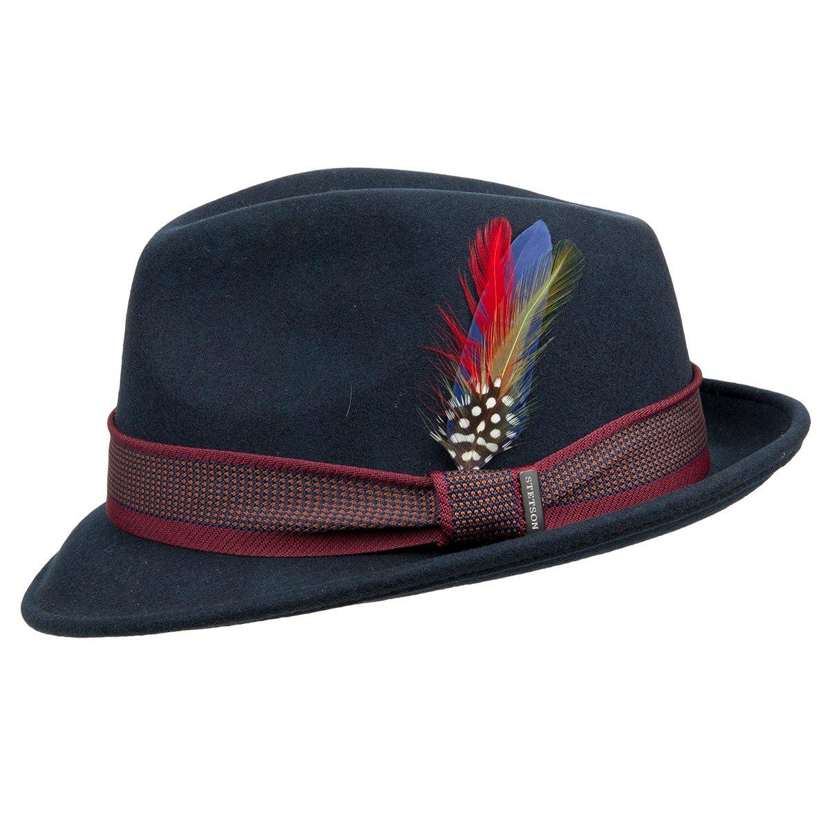 STETSON | Cappello Trilby Player Woolfelt --> cappelleria Hutstuebele -  cappelli e berretti per uomo donna bambino