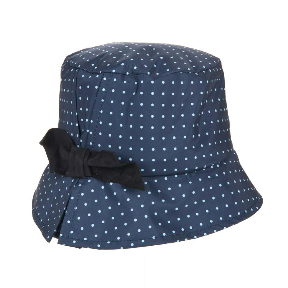 San Marino cappello impermeabile donna firmato ROSSOMENTA c66d9e1d98ab