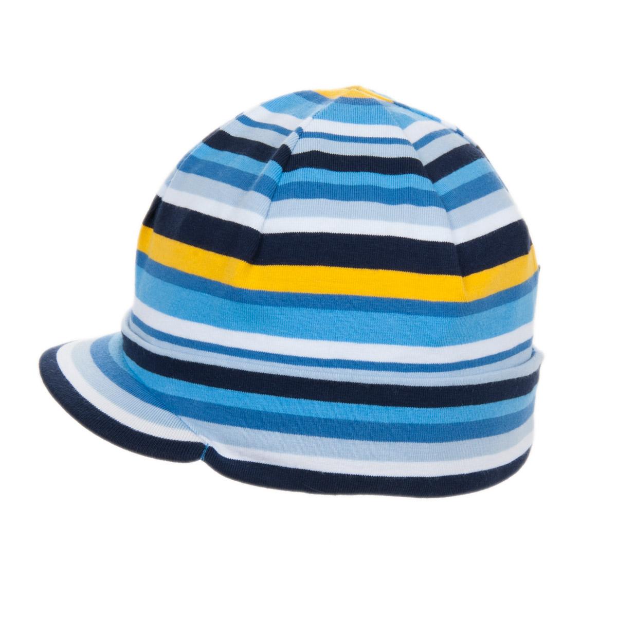 dünne Baumwollmütze mit Schild und UV-Schutz e27101765e4