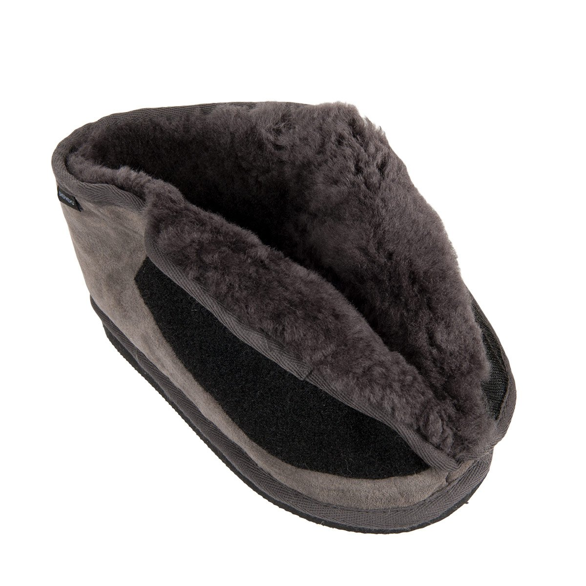 e8babddb7 Sheepskin slippers with extra wide entrance by Denise Shepherd