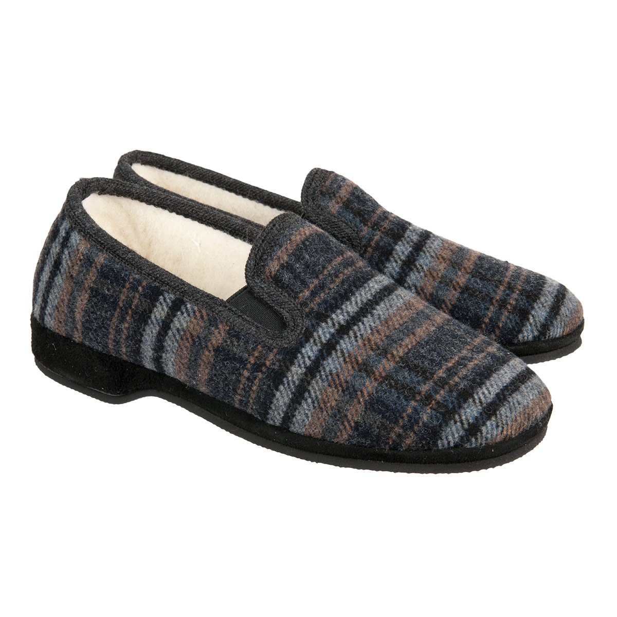 Slippers for women with anti-slip sole