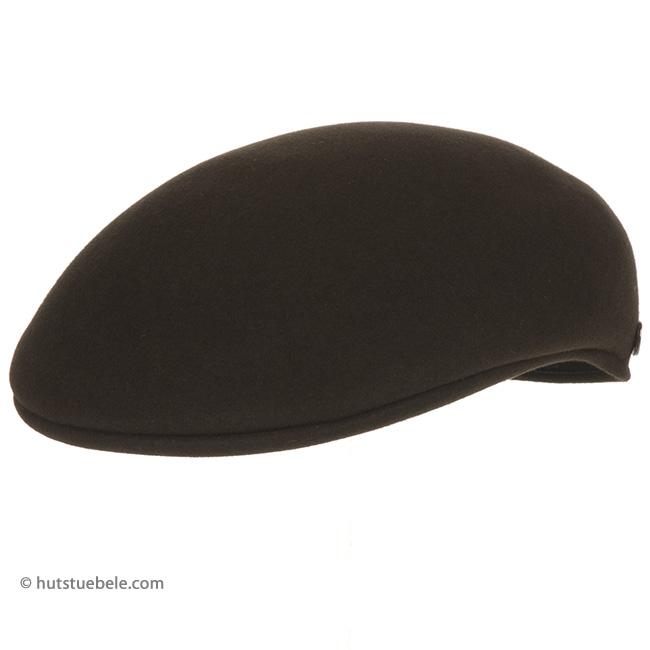 b2980d2144c174 The sporty fur felt cap made in Italy by Borsalino
