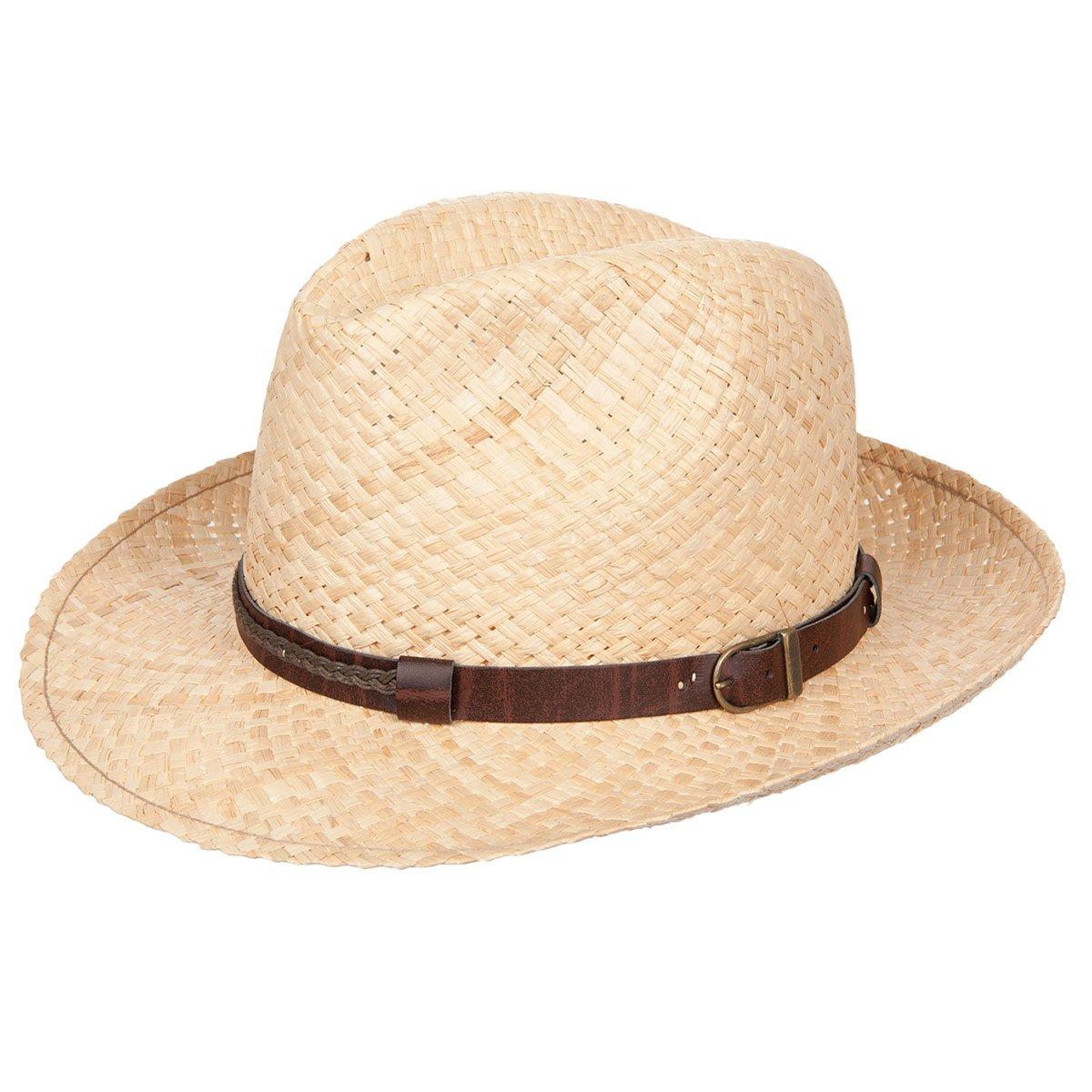 2cda1d43 Straw hat by Hutter