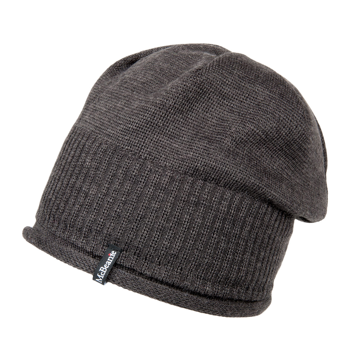 McBEANIE berretto semplice da donna e uomo foderato in pile 5651ee286003