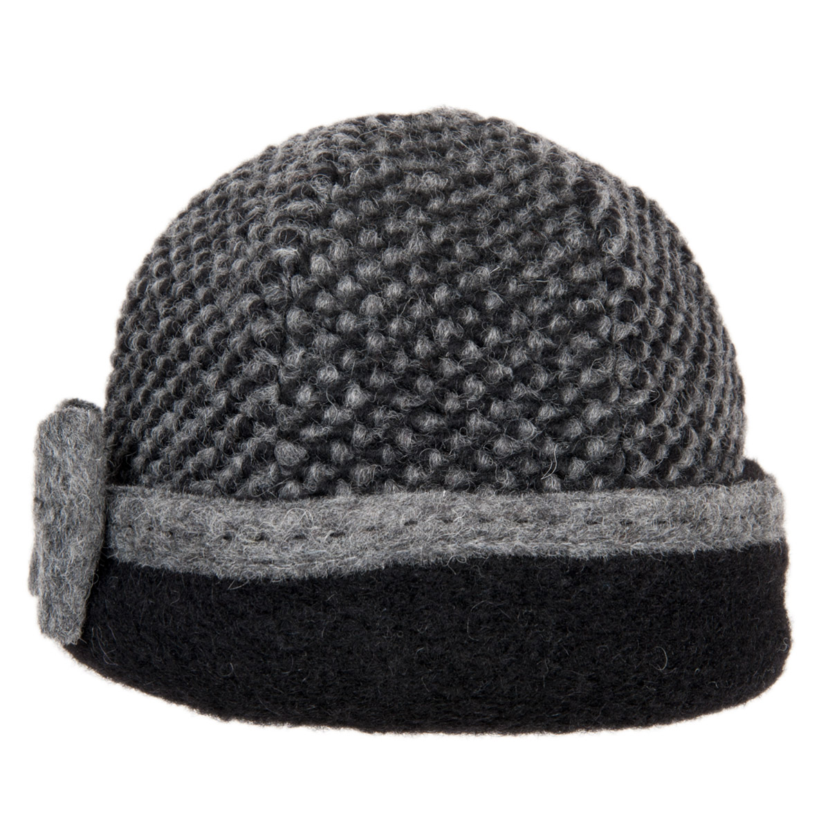 berretto in lana cotta da donna 558c9b251b08