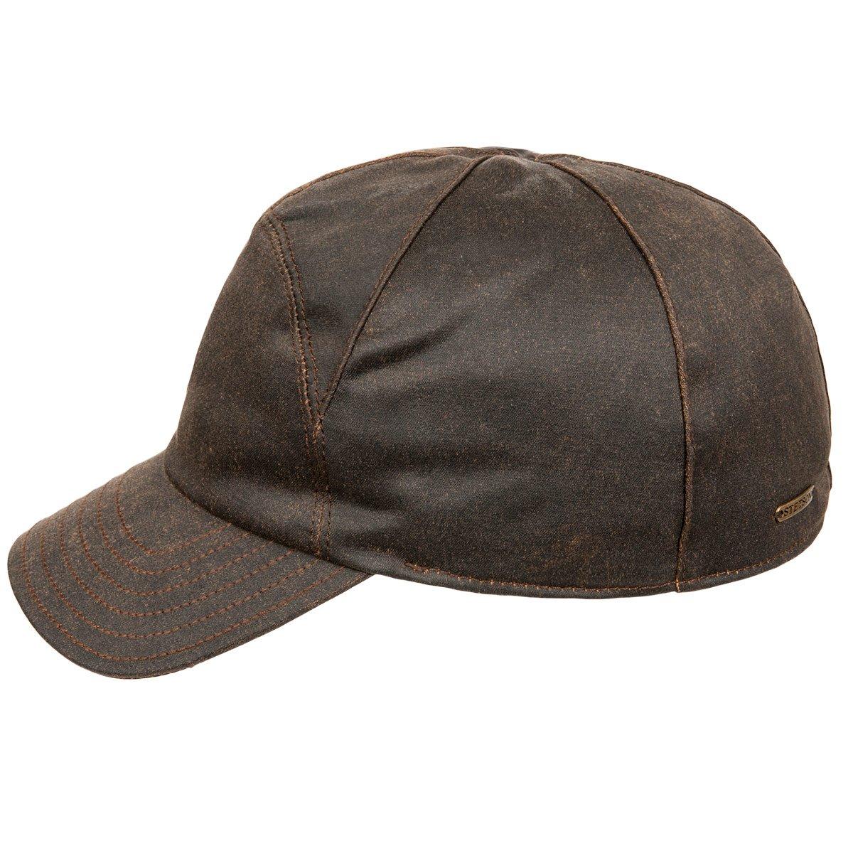 STETSON - berretto con visiera Maryman con paraorecchie da8d577180b9