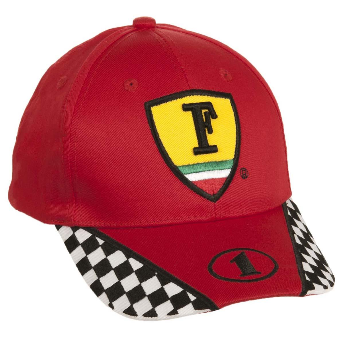 7d101d0294 berretto con visiera per bambini Formula 1, EUR 16,90 ...
