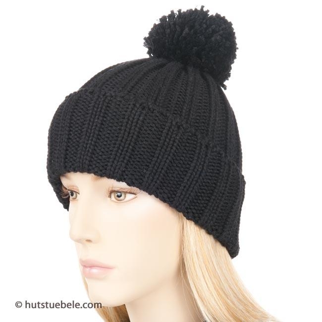 berretto di lana con ponpon berretto di lana con ponpon. VEMOLLA Cappello  Invernale ... ca2fc29e44b1