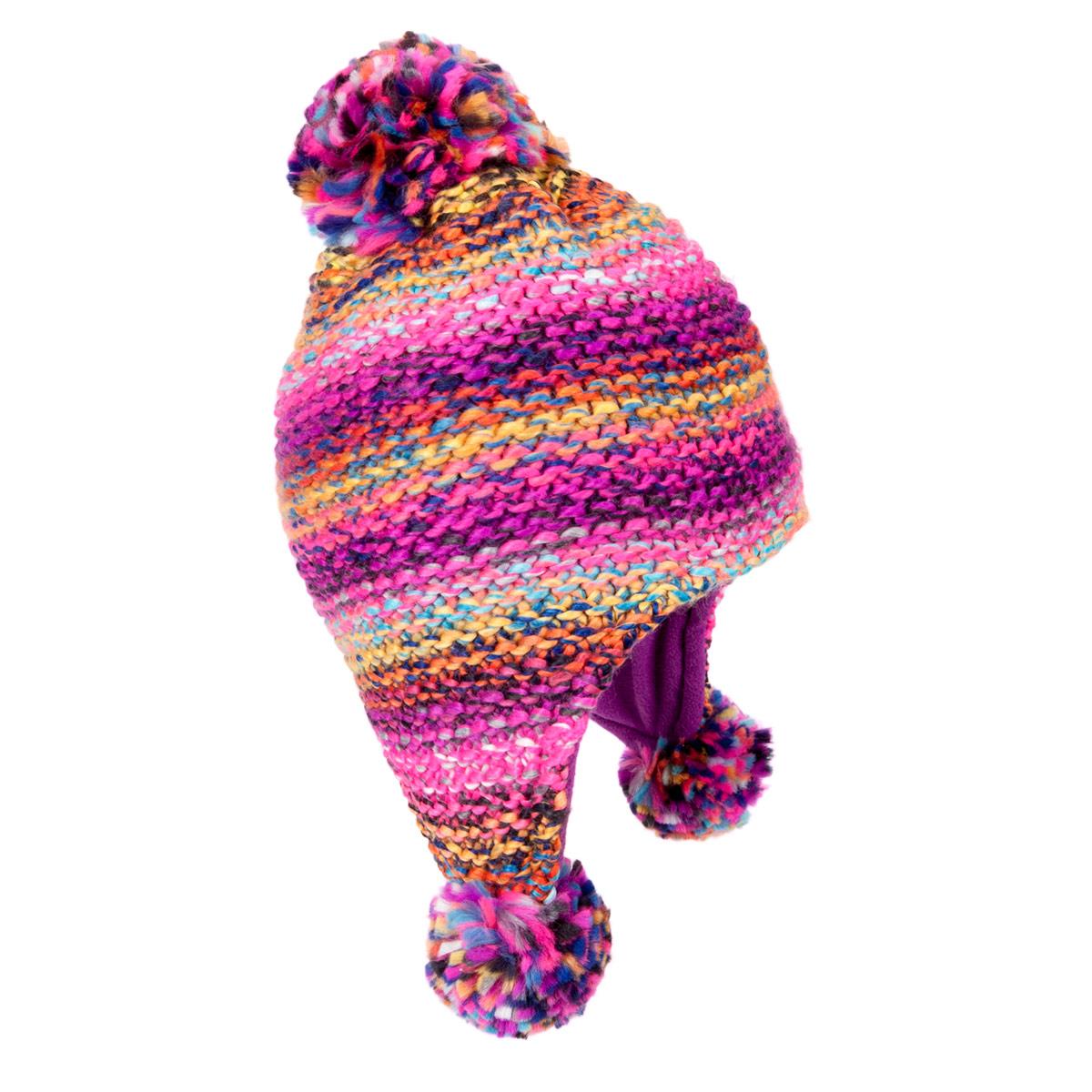 berretto peruviano per bambini con pompon MAXIMO bf1fd6a3b0c2
