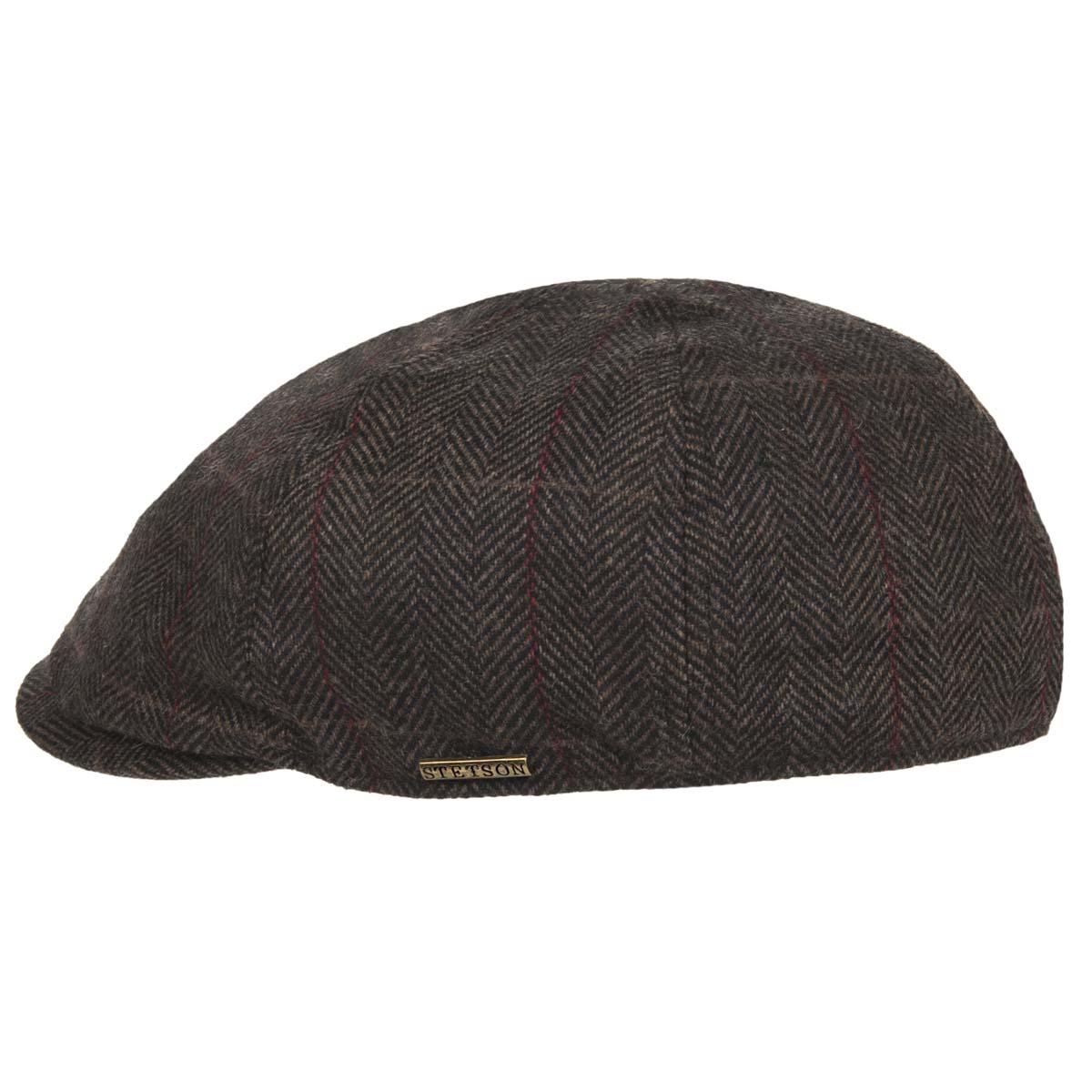 berretto piatto Hiko Wool by Stetson e11dd6196d60