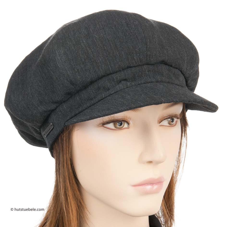 berretto piatto da donna berretto piatto da donna 71265a4a18b1