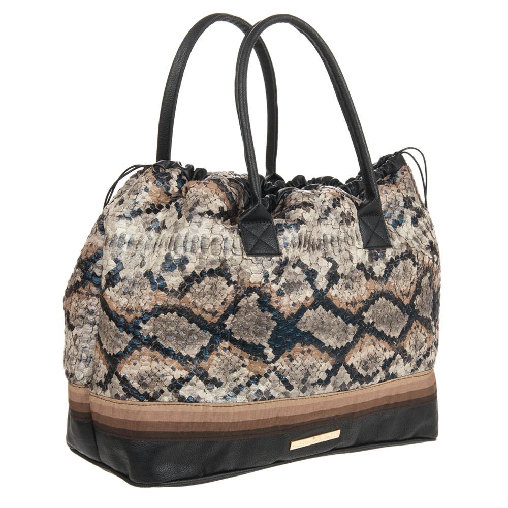 borsa per donna stile serpente