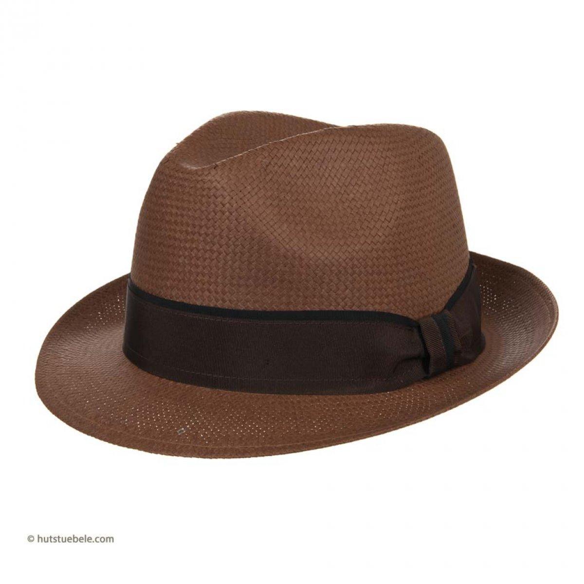 cappello Fedora da uomo di Hutter
