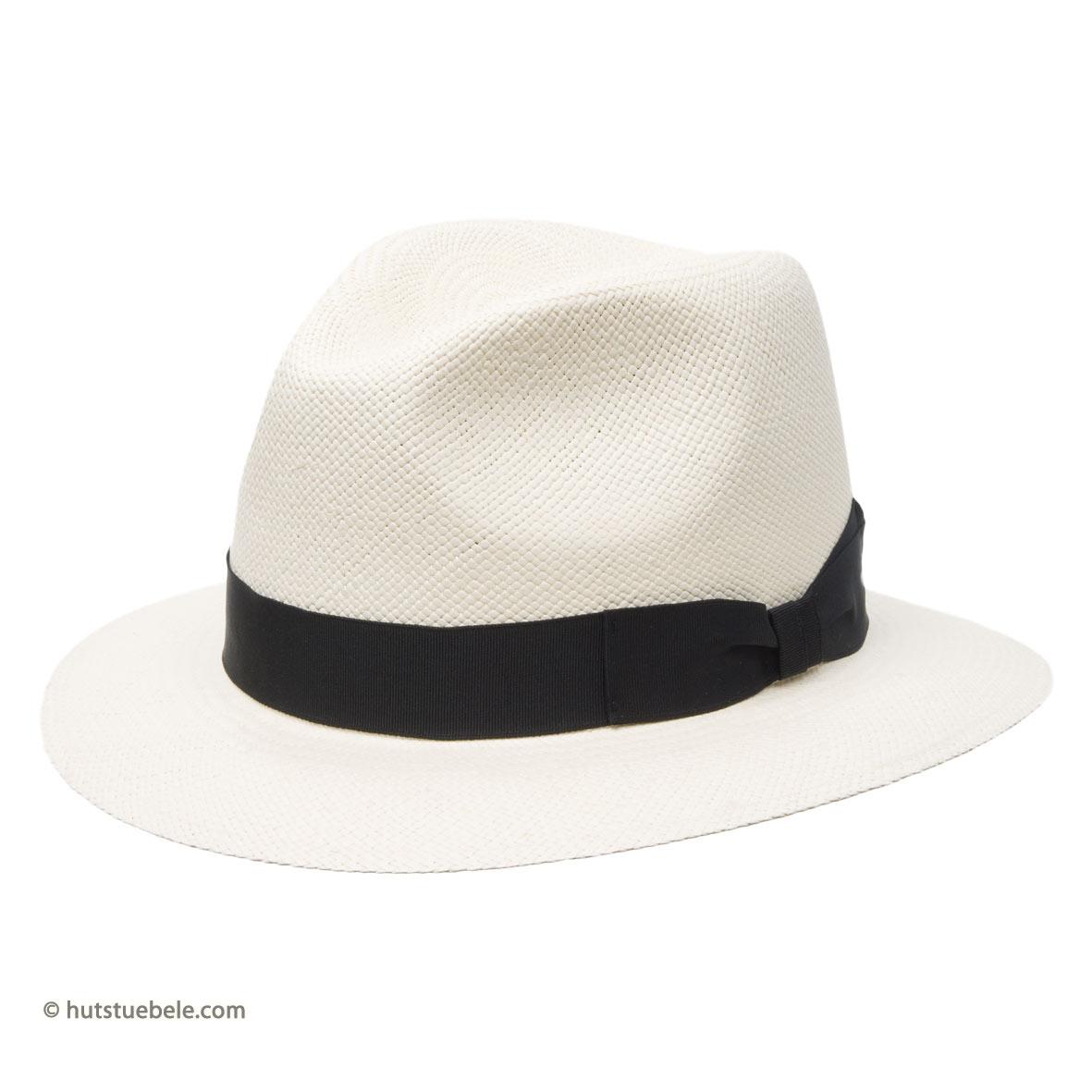 cappello PANAMA con guarnizione classica by HUTTER ... 4dab494350ac