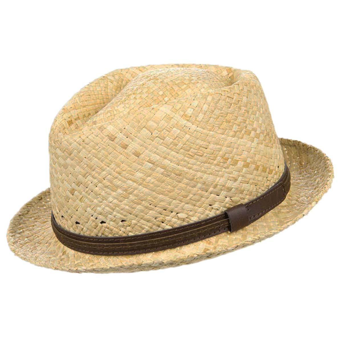 cappello Pork Pie in paglia ... 8a3ff4aa5316