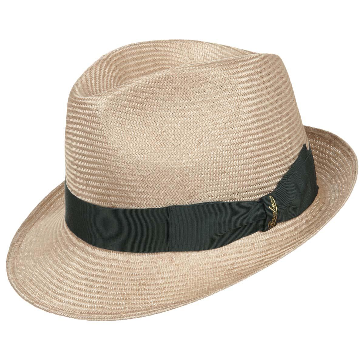cappello Trilby firmato BORSALINO 4777fce0be57