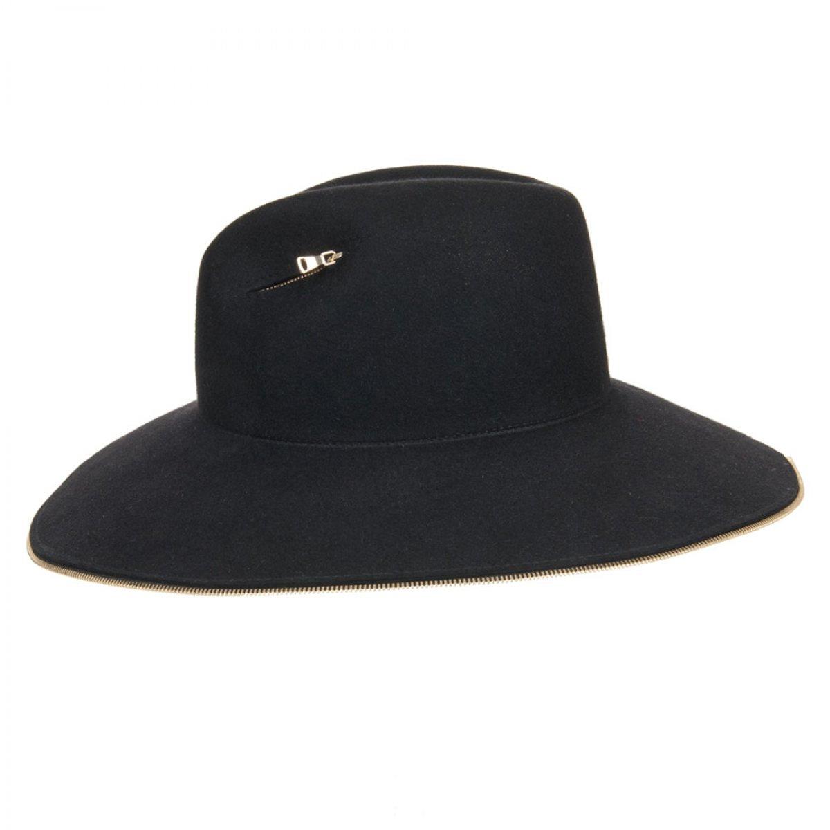 cappello con tesa larga da donna firmato MAYSER ... c54e05e01d53