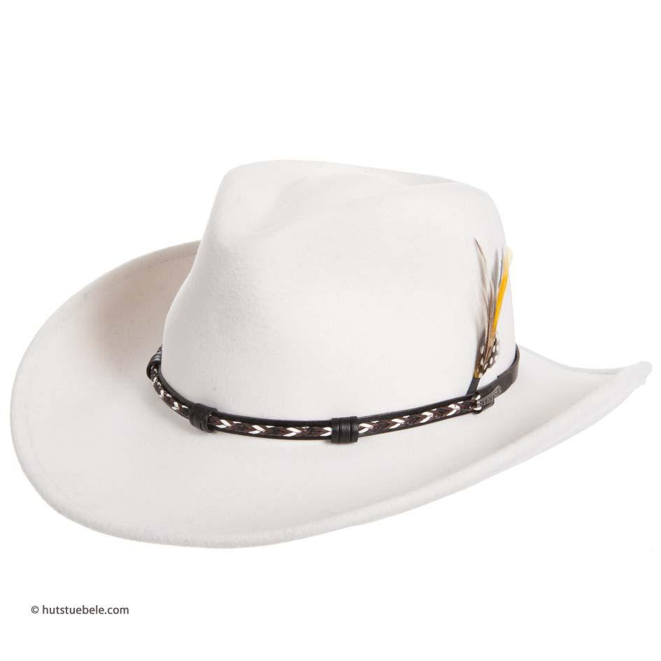 cappello cowboy Amasa by Stetson dabb49fa719