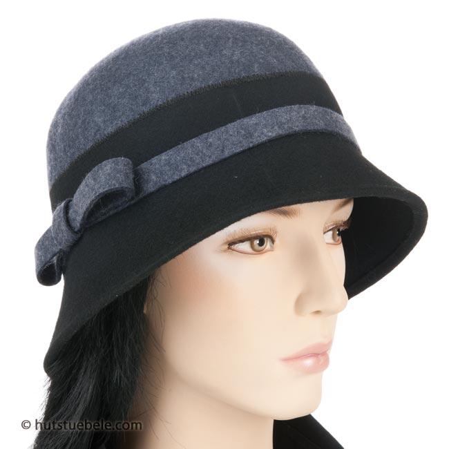 varietà di stili del 2019 Saldi 2019 2019 autentico cappello da donna di feltro in lana