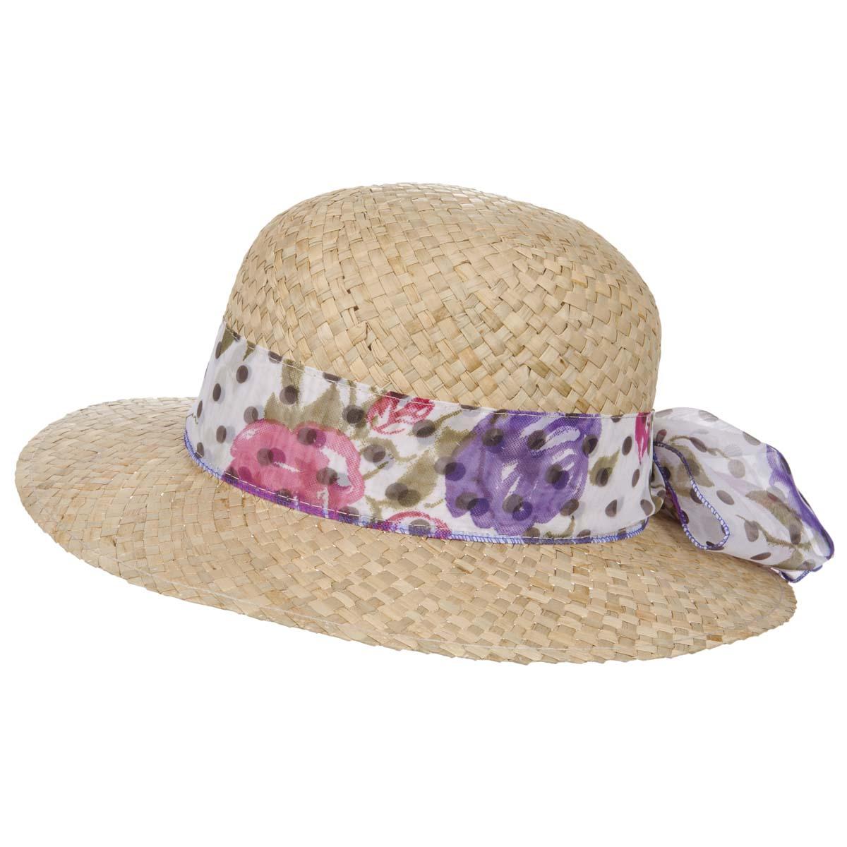 Cappello di paglia per donne di Hutter cappelli con ...