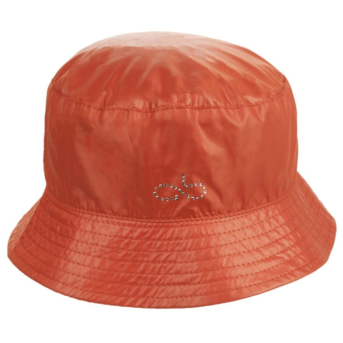 cappello da pioggia con custodia firmato ALESSANDRA BACCI ... 2a3fec6f7f48