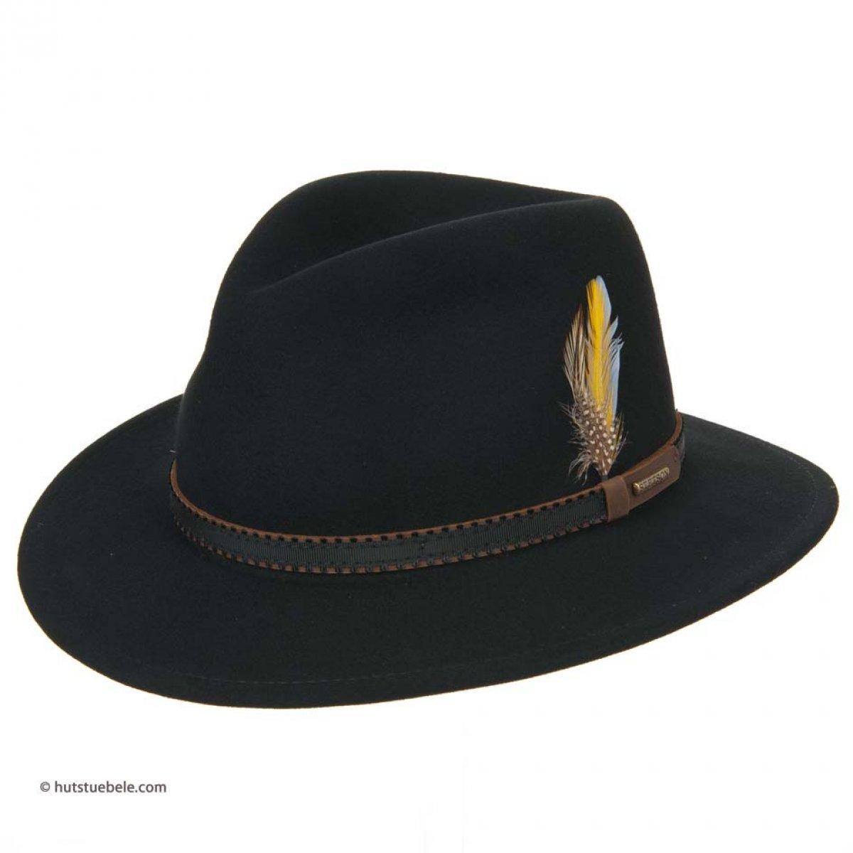 Valrico by Stetson – lo sportivo cappello da uomo dal fascino naturale 7bc5e7428f97